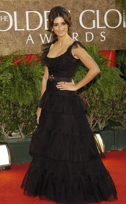 Penelope Cruz, Golden Globes