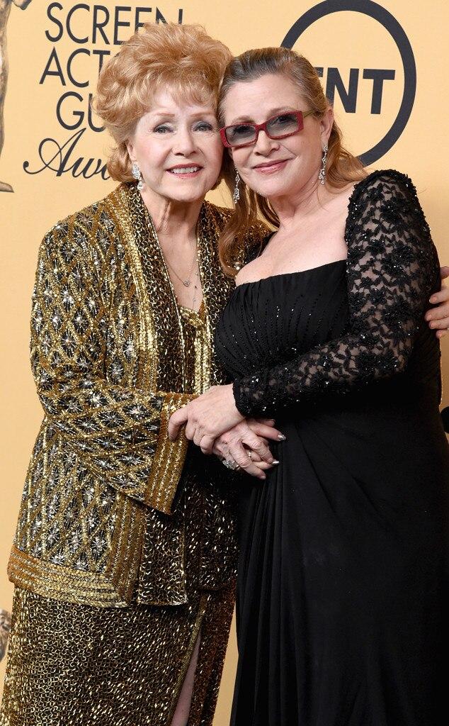 Carrie Fisher, Debbie Reynolds