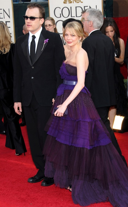 Heath Ledger, Michelle Williams