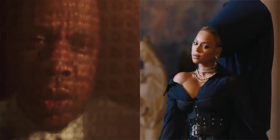Jay-Z, Beyonce, Family Feud, Video