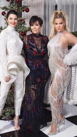 Khloe Kardashian, Kris Jenner, Kendall Jenner