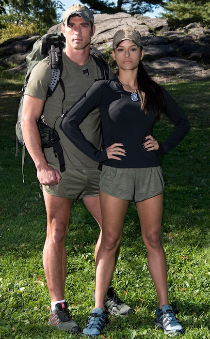 Jessica Graf, Cody Nickson, The Amazing Race