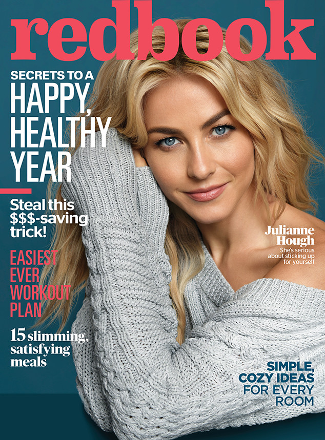 Julianne Hough, Redbook