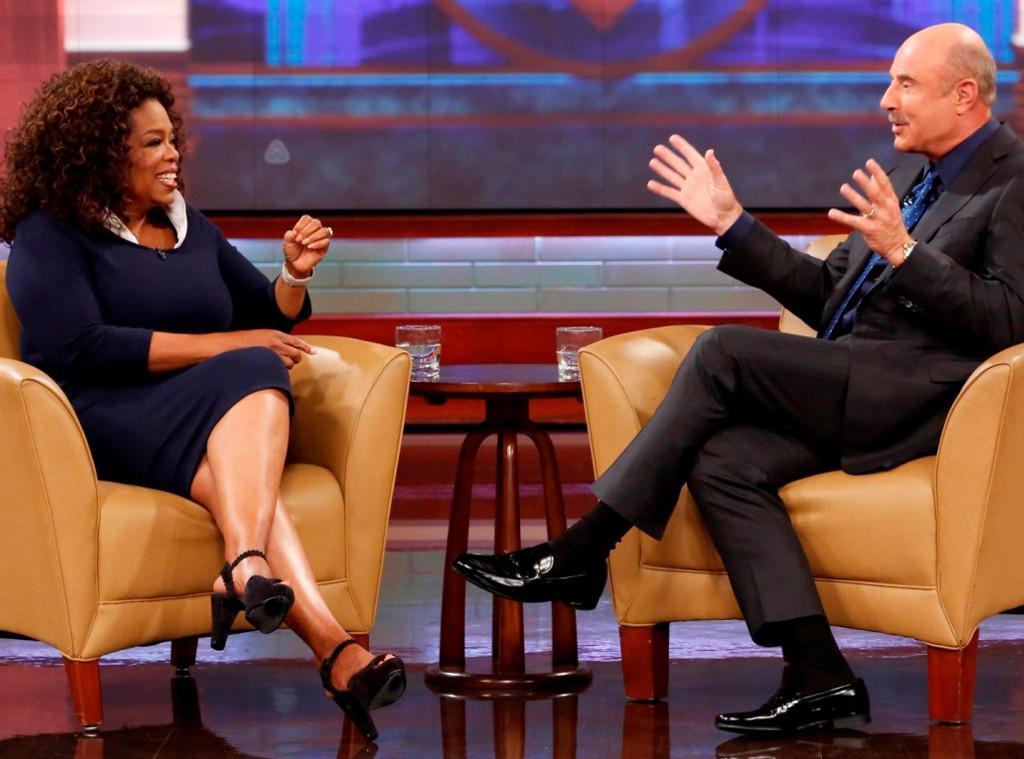 Dr. Phil McGraw, Oprah Winfrey