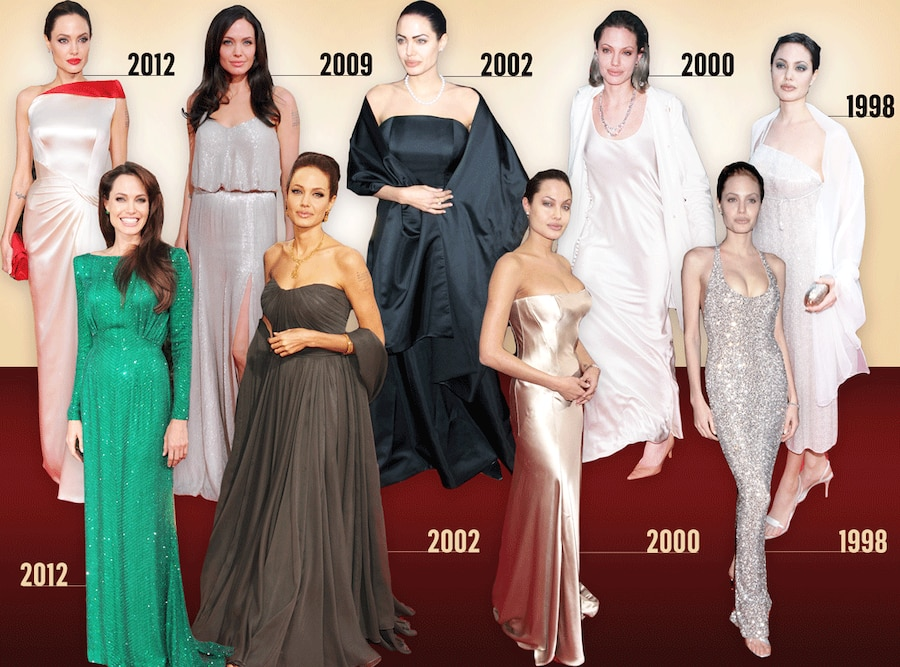 Golden Globes Veterans Poll, Angelina Jolie