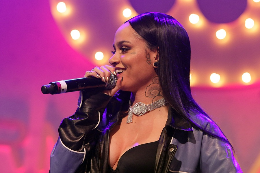 Kehlani, 2017 Grammys After Party