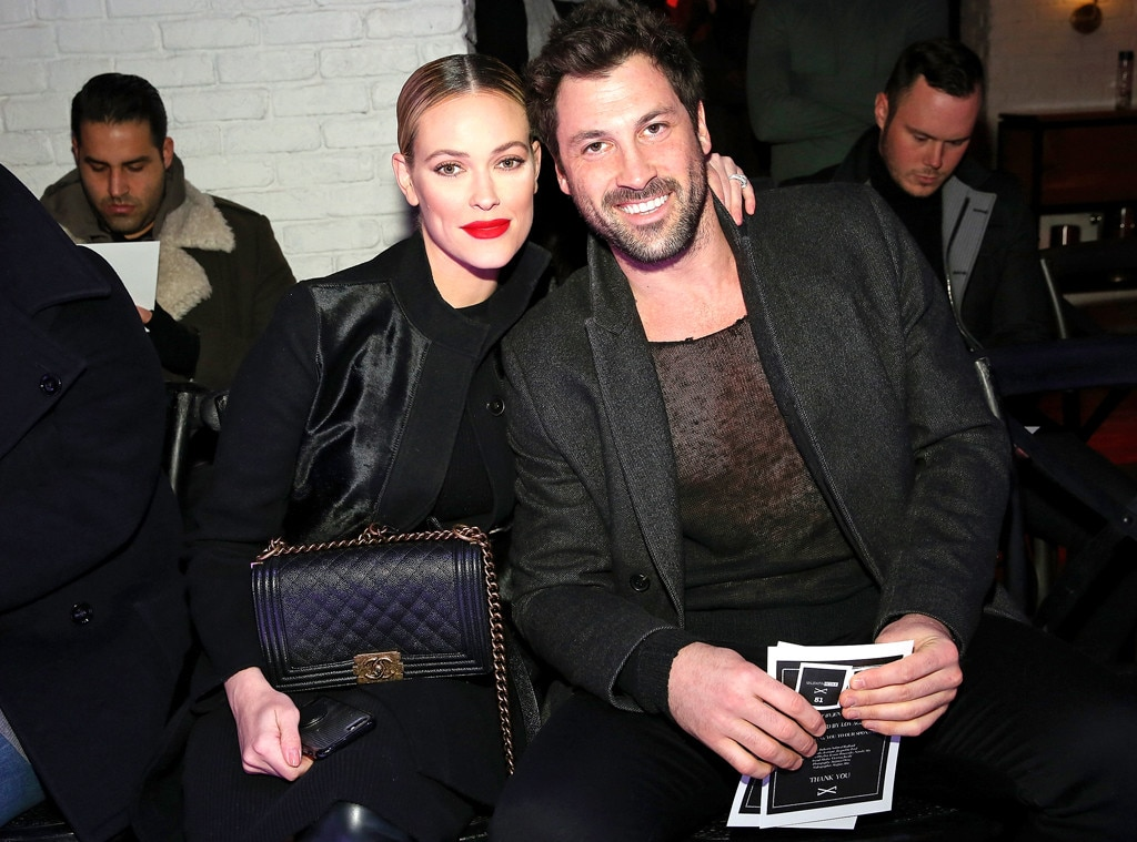 "Peta Murgatroyd ""Safe"" After Intruder Attempts To Break Into Her And Maksim Chmerkovskiy's Home"