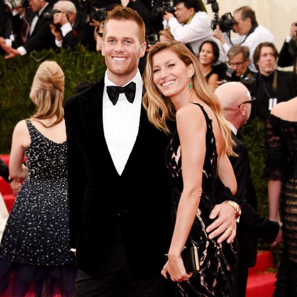 ESC: Tom Brady, Gisele Bundchen, Romance
