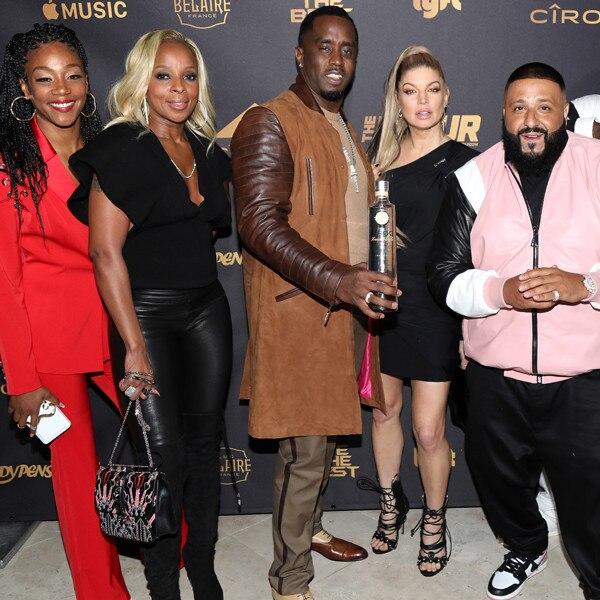 DJ Khaled's Star-Studded Birthday Party