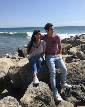 Couples, Jake T. Austin, Danielle