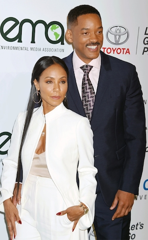 Jada Pinkett Smith, Will Smith