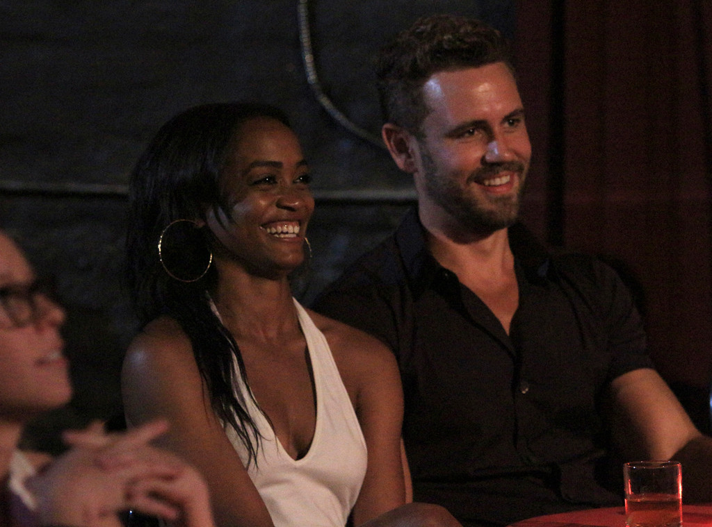 rachel lindsay nick viall - De Bachelor Girls Nick