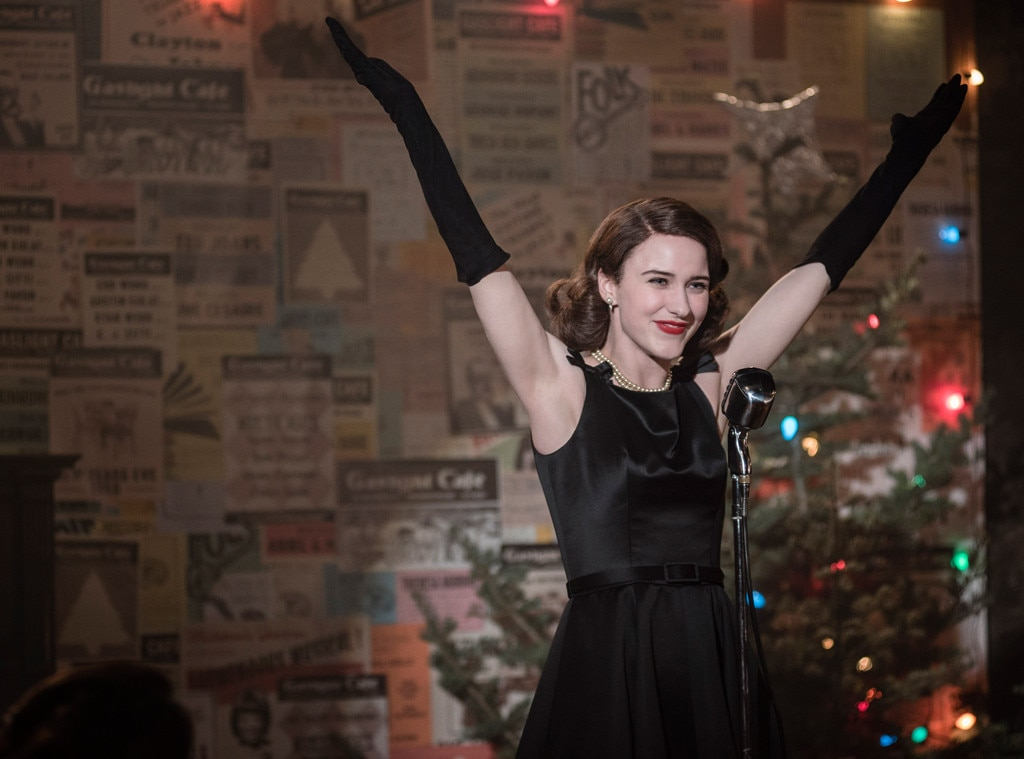 Meet 'Marvelous Mrs. Maisel' star Rachel Brosnahan, Golden Globe victor