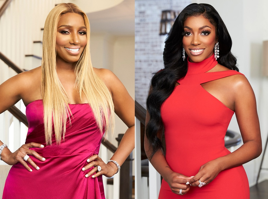 NeNe Leakes, Porsha Williams, Real Housewives of Atlanta