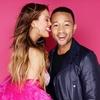Chrissy Teigen, John Legend, LOVE Magazine