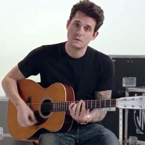 John Mayer Plays Instagram Matchmaker on Valentine's Day