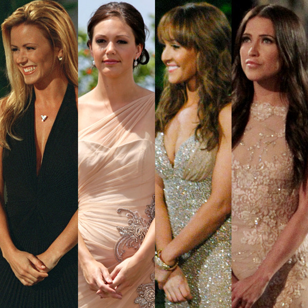 Trista Rehn, Ashley Hebert, Desiree Hartsock, Kaitlyn Bristowe