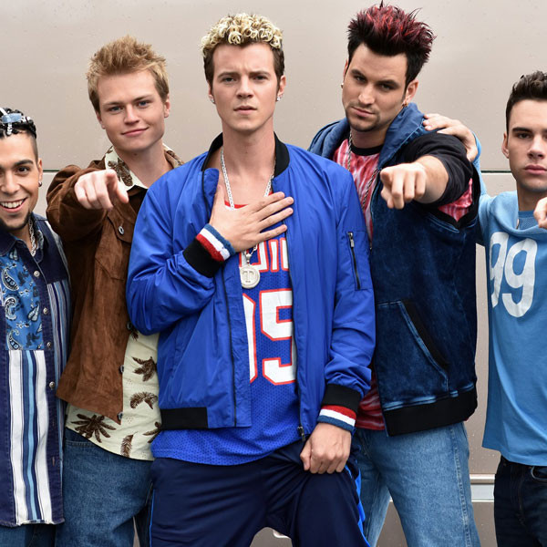 Britney Ever After, NSYNC