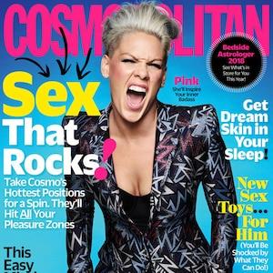 Pink, Cosmopolitan