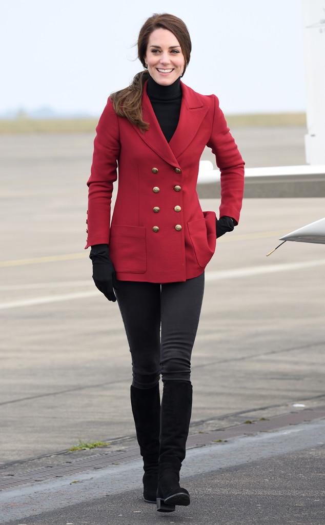 Kate Middleton, Valentines Day, 2017