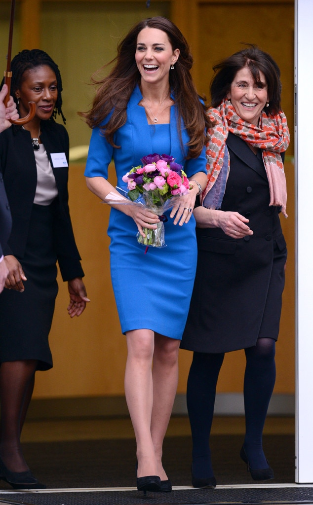 Kate Middleton, Valentine's Day, 2014