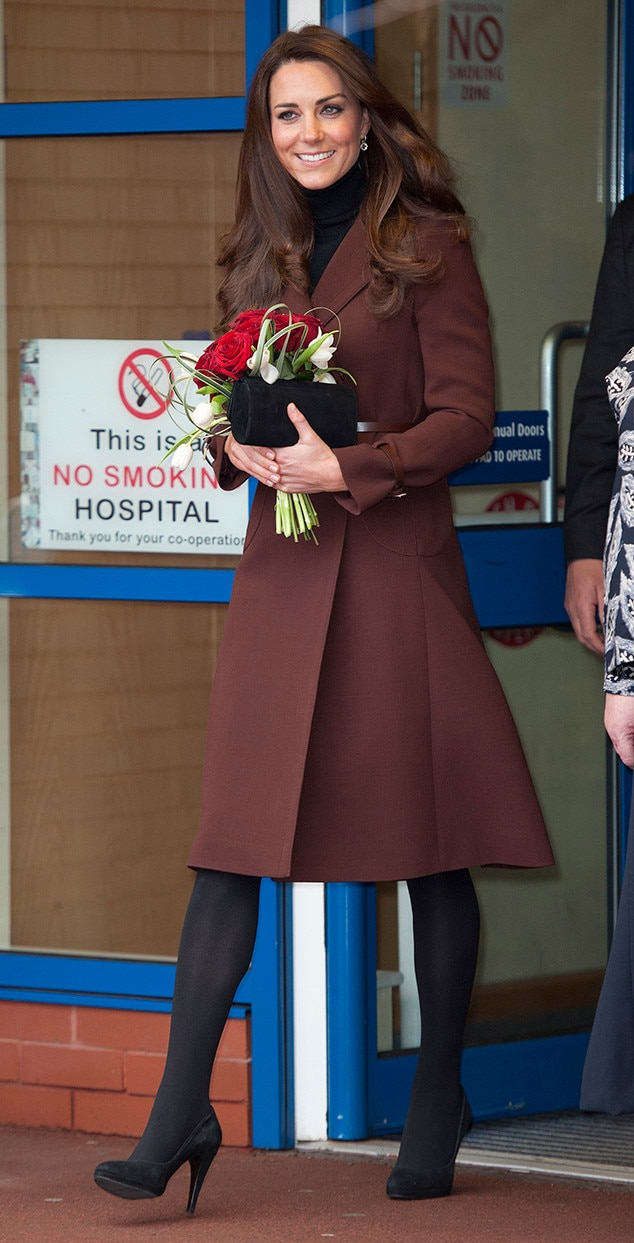 Kate Middleton, Valentine's Day, 2012