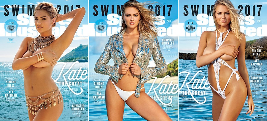 Kate Upton, Sports Illustrated Swimsuit Issue