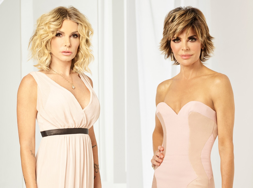 Eden Sassoon, Lisa Rinna