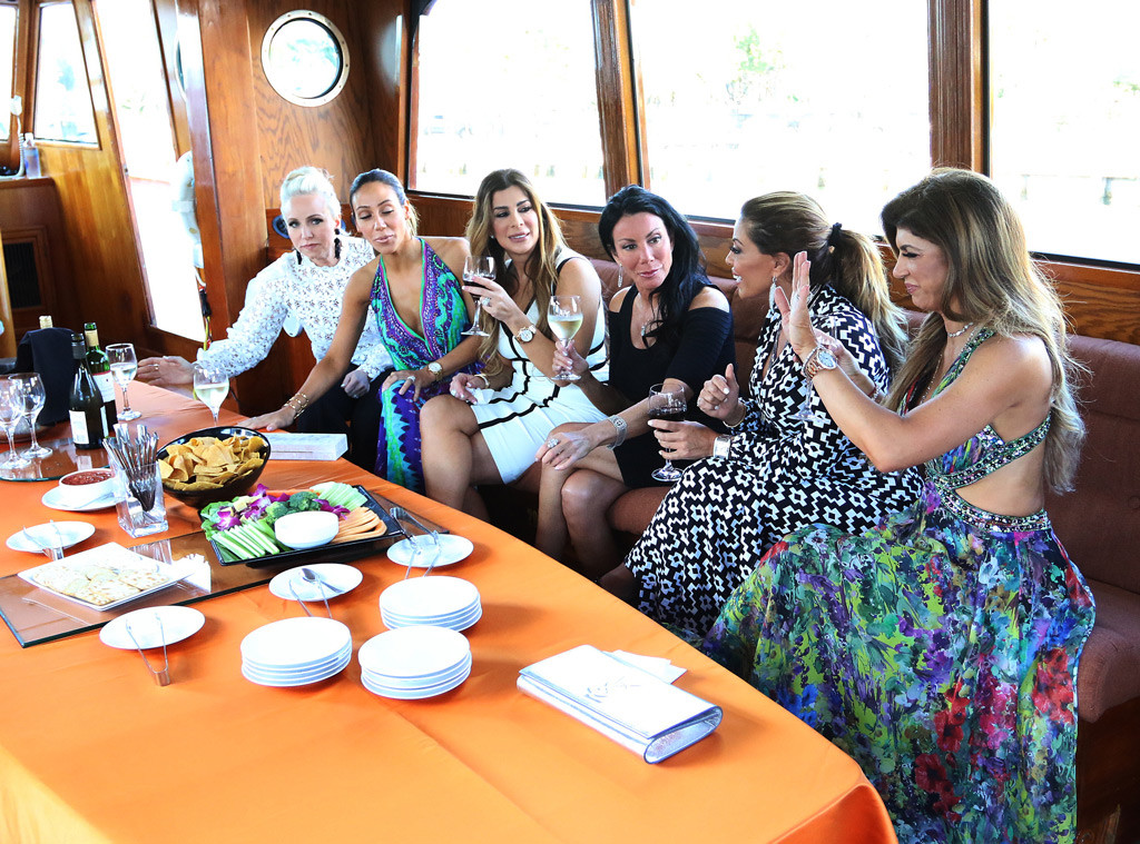 Real Housewives of New Jersey, Season 8