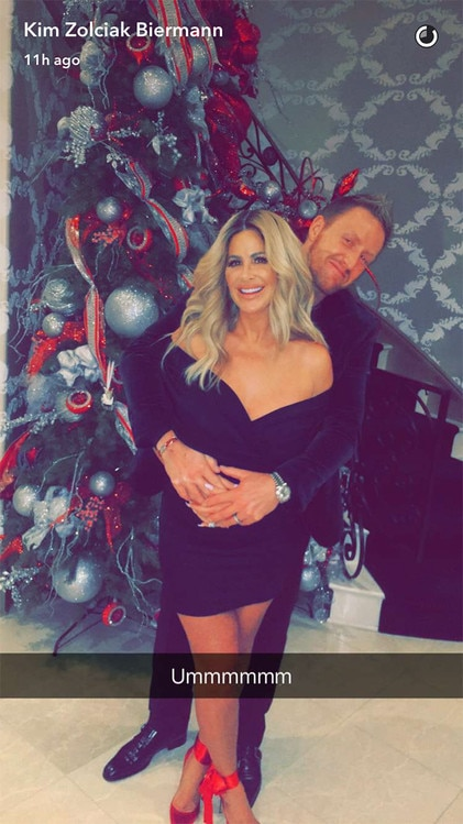 Kim Zolciak, Troy Biermann
