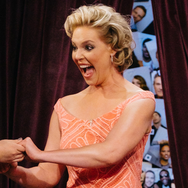 Katherine Heigl, The Late Late Show