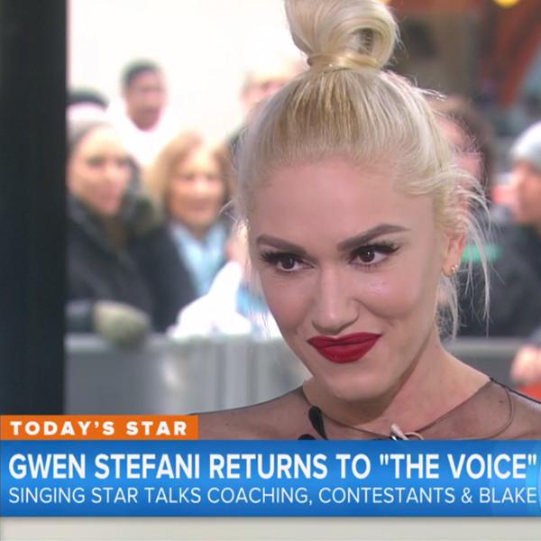 Gwen Stefani, Today