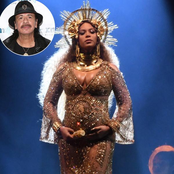 "Carlos Santana Clarifies Remarks About Beyoncé Not Being a ""Singer"""