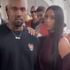 Kanye West, Kim Kardashian, Yeezy 5 Show