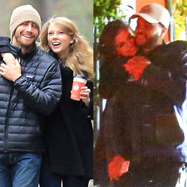 Selena Gomez, The Weeknd, Taylor Swift, Jake Gyllenhaal