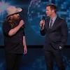 Chris Pratt, Chris Stapleton, Jimmy Kimmel Live