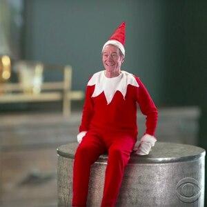 Bryan Cranston, Elf on the Shelf