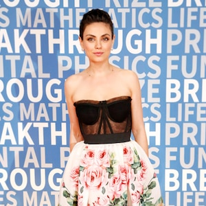 ESC: Holiday Dresses, Mila Kunis