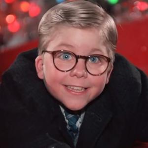 Ralphie, A Christmas Story