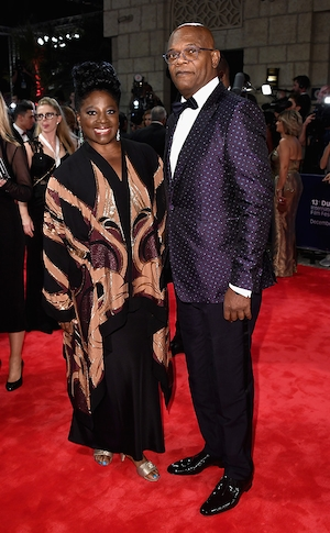 LaTanya Richardson, Samuel L Jackson, Long Term Couples