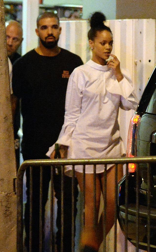 Drake, Rihanna, Miami