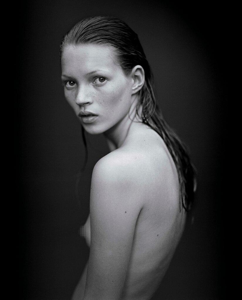Kate Moss, Calvin Klein