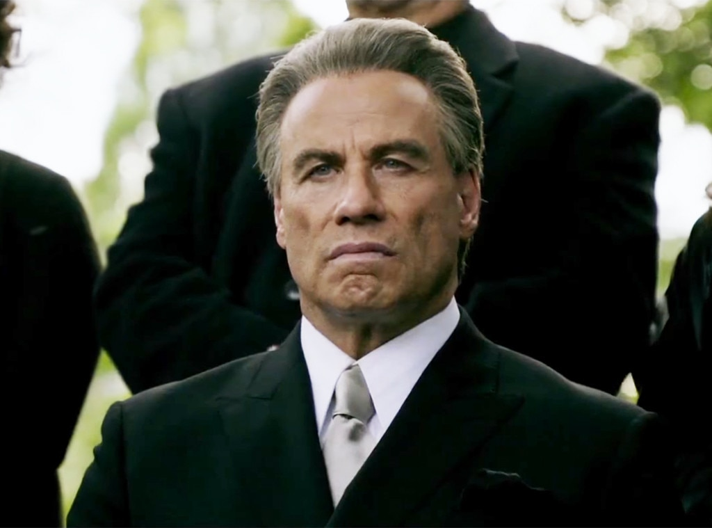 John Travolta Says Fake News Caused His Film Gotti To