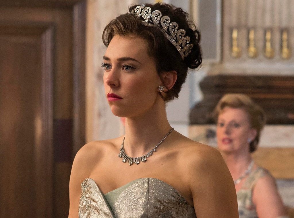 Vanessa Kirby, The Crown, Princess Margaret