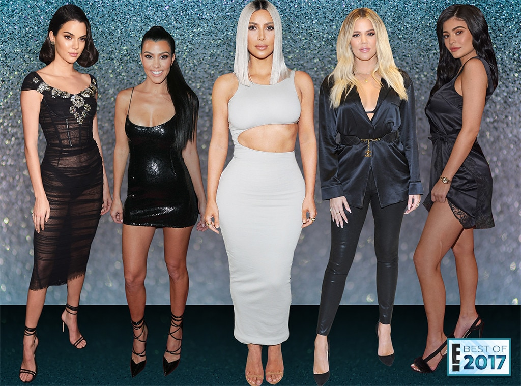 Kardashians, Best of 2017
