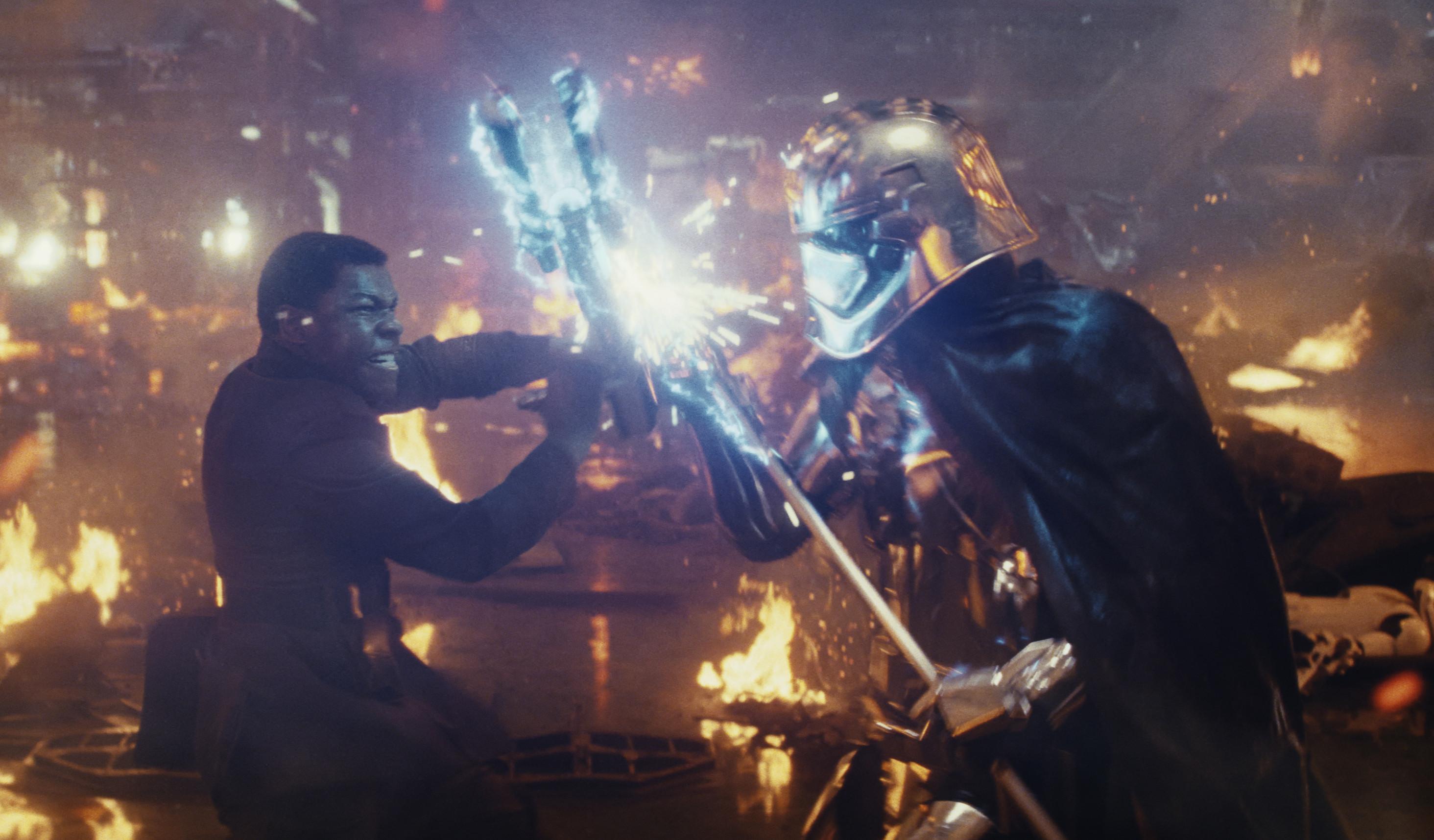 Star Wars, The Last Jedi, John Boyega