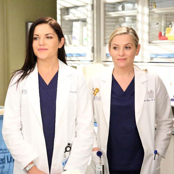 Grey's Anatomy, Season 13, Marika Dominczyk