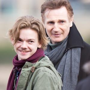 Liam Neeson, Thomas Brodie Sangster