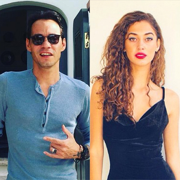 Marc Anthony, Mariana Downing