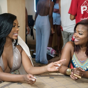 Real Housewives of Atlanta, Kandi Burruss, Porsha Williams
